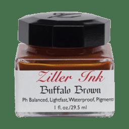 Ziller Ink Buffalo Brown