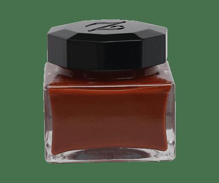 Ziller Ink Buffalo Brown Back