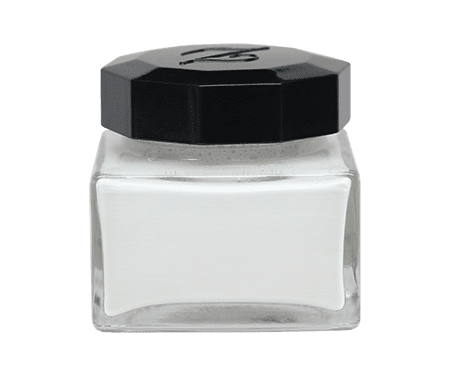 Ziller Ink North Wind White Back