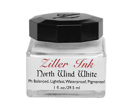 Ziller Ink North Wind White