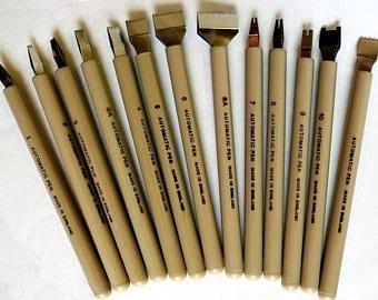 automatic pen set