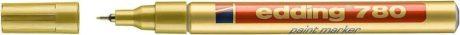 edding 780 gold marker
