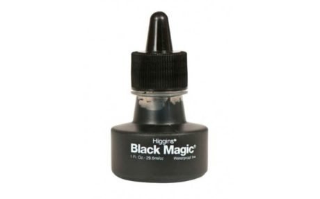 higgins black magic ink