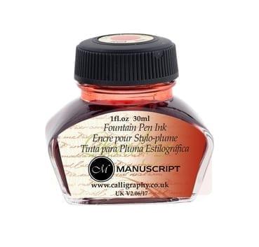 Manuscript Red Ink