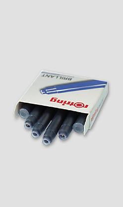 rotring artpen cartridges ultramarine