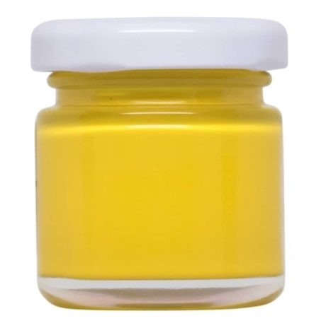 ziller ink sunflower yellow back