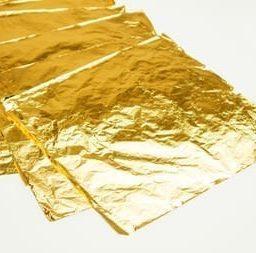 Gilding Gold Leaf Blots Pens