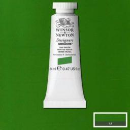 Winsor & Newton Designers Gouache Sap Green