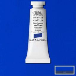 Winsor Newton Gouache Ultramarine