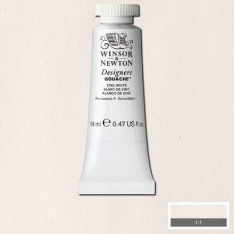 Winsor Newton Gouache Zinc White