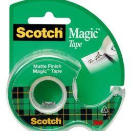 Tapes & Glue Sticks