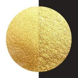 Finetec Pearlcolor Refill Arabic Gold Sample