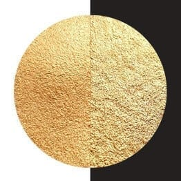 Finetec Pearlcolor Refill Inca Gold Sample