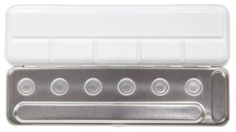 Finetec Metal Case 6 Refill Inside
