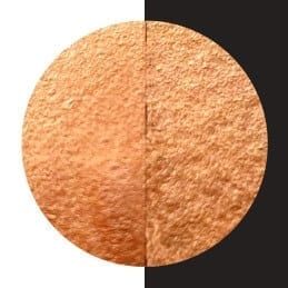 Finetec refill golden orange sample