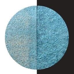 Finetec refill peacock blue sample