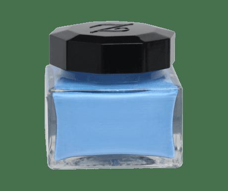 Ziller Periwinkle Blue Back