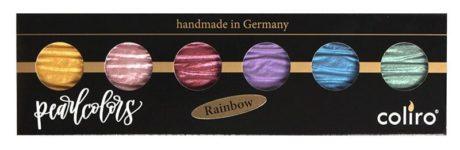 Finetec Rainbow Set Outside
