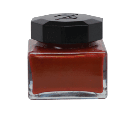Ziller Ink Cranberry Back