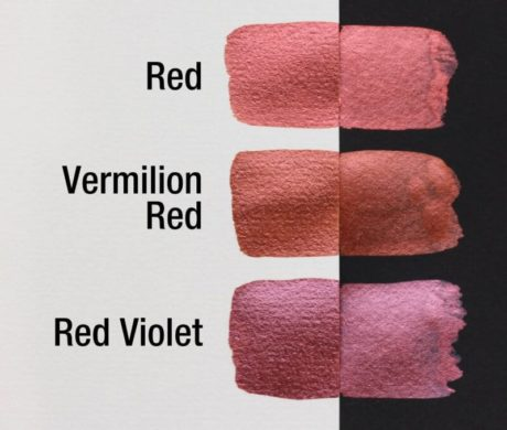 finetec pearlcolor refill red violet sample