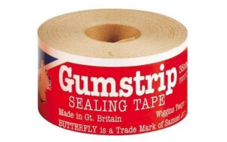 Butterfly Gum Strip Sealing Tape