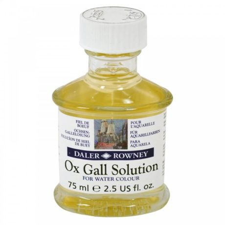 Daler Rowney Ox Gall Liquid 75ml