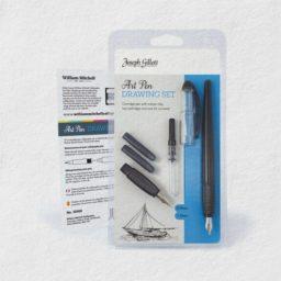 Joseph Gillott Art Pen Drawing Pen Set