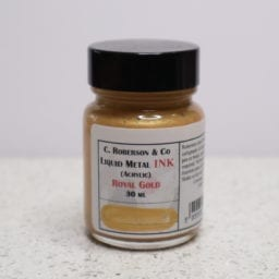 Roberson Liquid Metal Ink Royal Gold