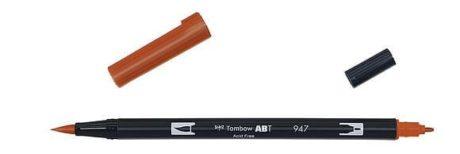 Tombow ABT Dual Brush Pen Burnt Sienna