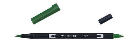Tombow ABT Dual Brush Pen Hunter Green