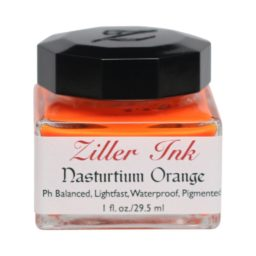 Ziller Ink Nasturtium Orange