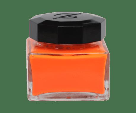 Ziller Ink Nasturtium Orange back