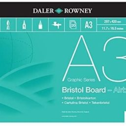 daler rowney a3 bristol board