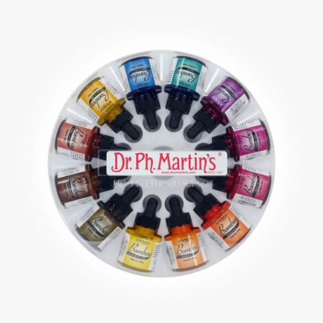 dr ph martins bombay india ink set 2