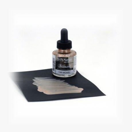 dr ph martins iridescent calligraphy nickel sample