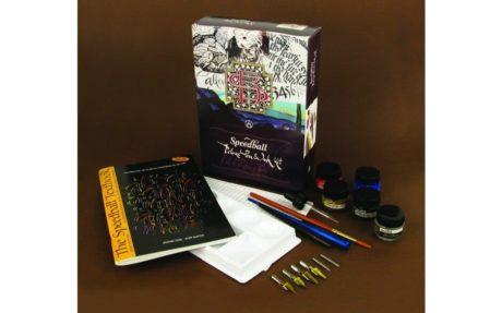 Speedball Deluxe Pen & Ink Kit