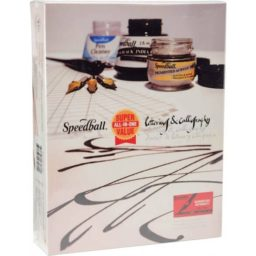 Speedball Super Value Lettering Calligraphy Kit