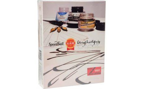 Speedball Super Value Lettering Calligraphy Kit